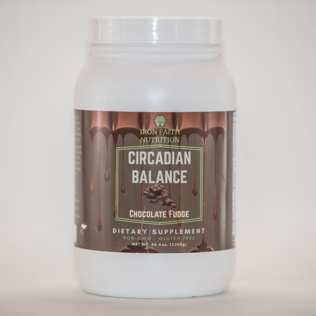 Circadian Balance – Chocolate Fudge