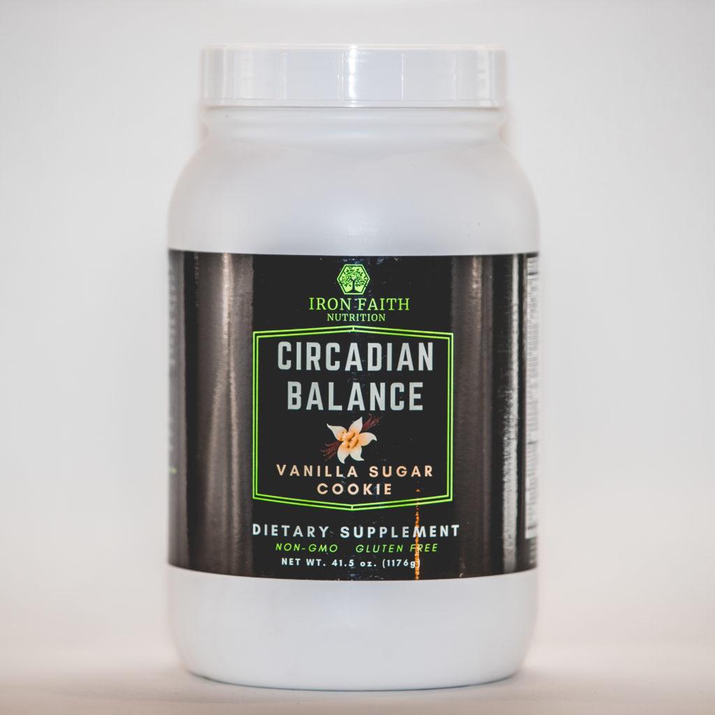 Circadian Balance – Vanilla Sugar Cookie