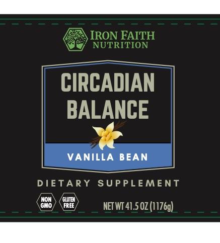 Circadian Balance – Vanilla Bean