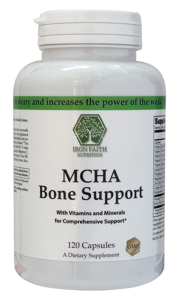 MCHA Bone Support