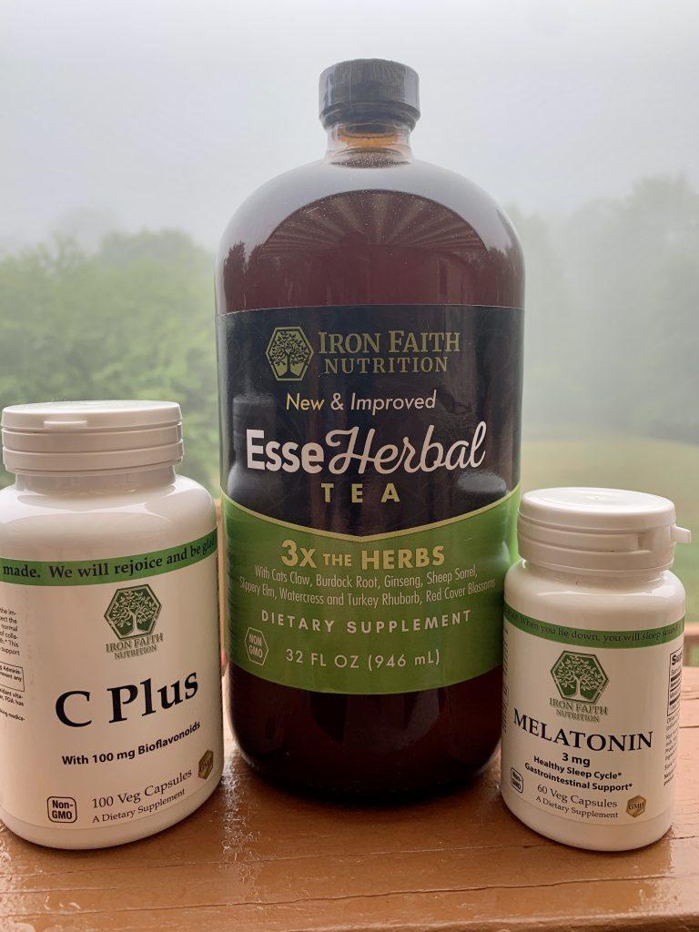 Bedtime Immune Support Bundle w/Vitamin C